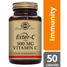 Solgar Ester-C ® Plus 500 mg info