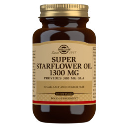 Solgar Super Starflower Oil GLA 300 mg