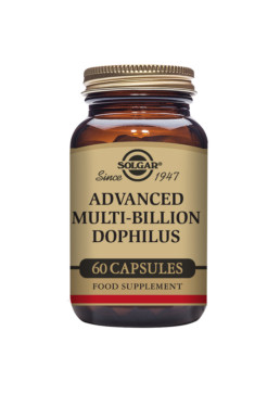 Solgar Advanced Multi-Billion Dophilus™ -maitohappobakteeri