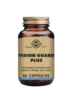Solgar Vision Guard Plus - Silmät